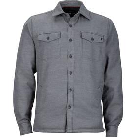 Marmot Ridgefield Miehet Pitkähihainen paita , harmaa